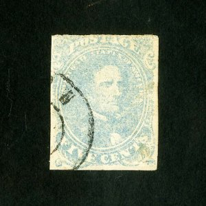 US Stamps # 4 VF Used