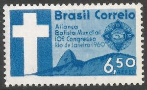 BRAZIL C100 MNH 904G-1