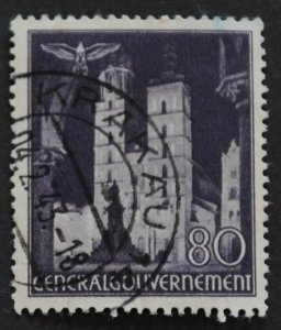 DYNAMITE Stamps: Poland Scott #N70 – USED