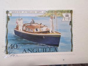 Anguilla #272 used