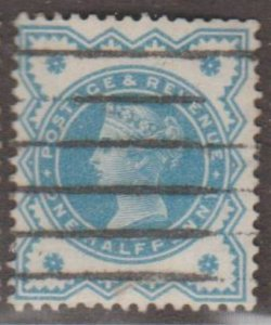Great Britain Scott #125 Stamp - Used Single