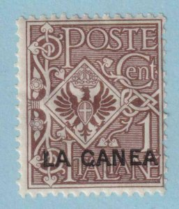 ITALY OFFICES IN CRETE 3  MINT NEVER HINGED OG ** NO FAULTS EXTRA FINE!