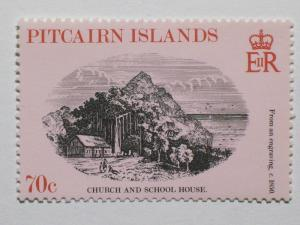 Pitcairn Islands Scott #187 mnh
