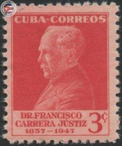 Cuba 1953 Scott 511 | MNH | CU18740