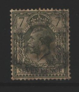 Great Britain Sc#168 used