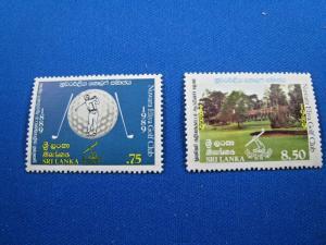 SRI LANKA  -  SCOTT #942-943      MNH     (gg)