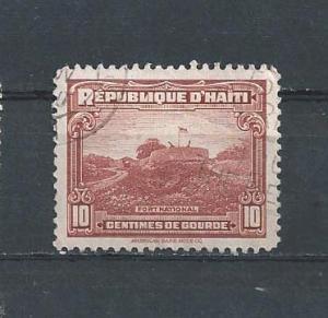 HAITI STAMP,VFU REPUBLIQUE D' HAITI FORT NATIONAL.#AA23