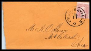 Goldpath: US COVER, CHESTERVILLE, OHIO. D.P.O. _CV55_P06