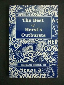 THE BEST OF HERST'S OUTBURSTS by HERMAN HERST