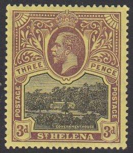 St. Helena 66 MH CV $4.25