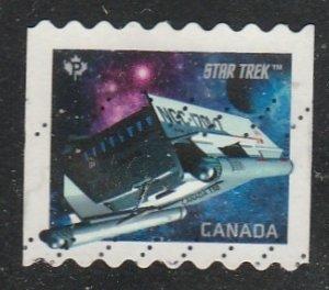 Canada   2985    (O)    2017  Coil / Star Trek