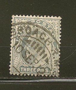 India 60 King Edward VII Used