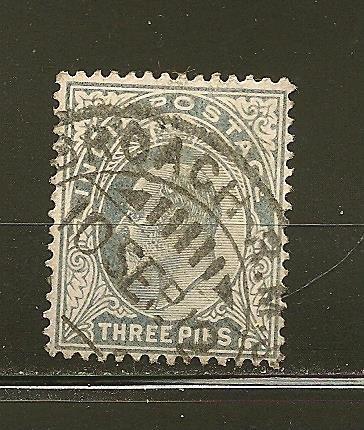 India 60 King Edward VII Used