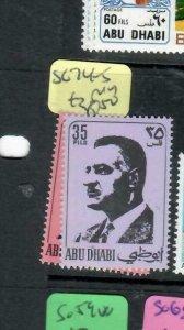 ABU DHABI (PP0403B)  NASSER  SG 74-5      MOG