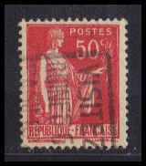 France Used Fine ZA5018