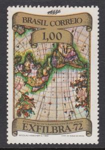 Brazil 1240 mnh