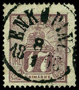 SWEDEN 14  Used (ID # 65210)