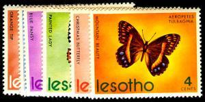 LESOTHO 140-46  Mint (ID # 42711)