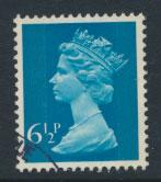 GB Machin 6½p  SG X871  Scott MH60 Used with FDC cancel  please read details