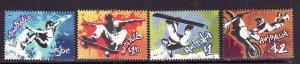 Australia-Sc#2544-7-unused NH set-Extreme Sports-2006