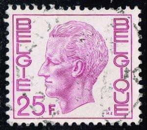 Belgium #777 King Baudouin; Used (0.25) (3Stars)