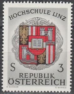 Austria #784 MNH (S3281)