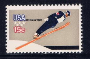 U.S. 1797 NH 1980 Olympics