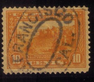 US SCOTT #400A USED VERY FINE