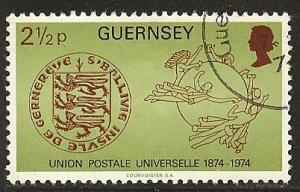 Guernsey USED SC  111