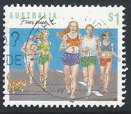 Australia SG 1192  FU
