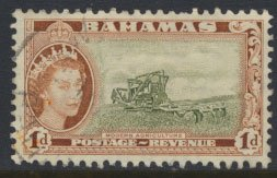 Bahamas  SG 202 SC# 159 Used