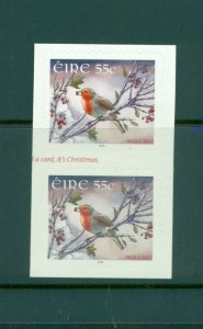 Ireland - Sc# 1906a. 2010 Christmas Stamps. MNH Pair. $3.25.