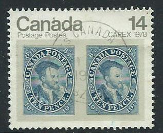 Canada SG 914  Very Fine Used