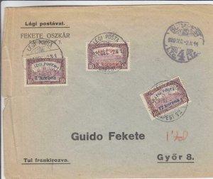 1920, Flight AAMC-5, Budapest to Szombathely, Hungary, See Remark (24395)