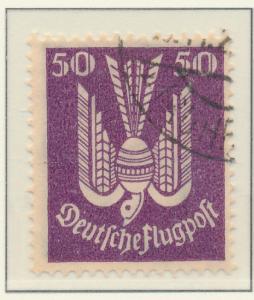 Germany Stamp Scott #C5, Used - Free U.S. Shipping, Free Worldwide Shipping O...