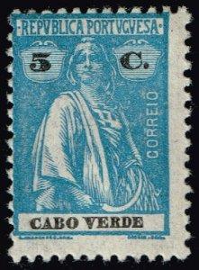 Cape Verde #183 Ceres; Unused (1Stars)