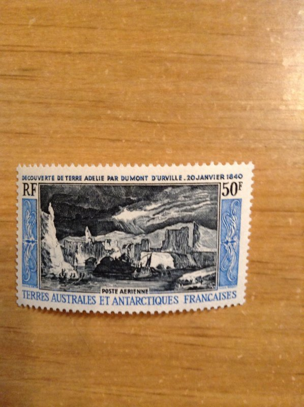 French Southern & Antarctic Territory Sc C7 NH