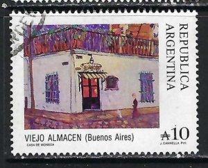 ARGENTINA 1618 VFU Y759