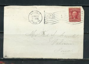 US POSTAL HISTORY OF STATE OF ARIZONA LOT OF 6 COVERS 1906-1989 AS SHOWN