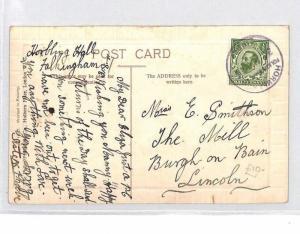 CB162 1911 GB Thoresway Postcard PTS.... WRONG IMAGES...XXXXXXXXXXXXXX