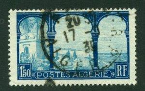 Algeria 1927 #62 U SCV (2020) = $0.80
