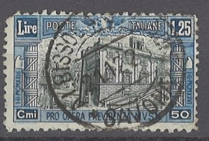 COLLECTION LOT OF #1450 ITALY # B32 1928 CV=$140