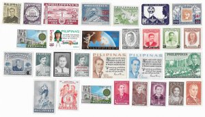 Philippines MNH Mixture