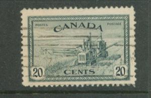Canada SG 404  Used