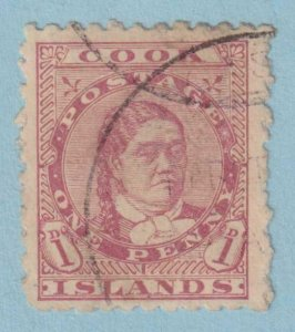 COOK ISLANDS 28  USED - NO FAULTS VERY FINE!