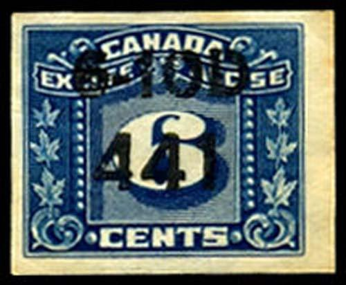 CANADA REVENUES FX100  Used (ID # 37755)