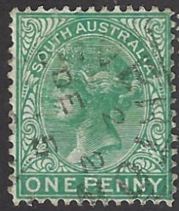 SOUTH AUSTRALIA 105 USED BIN $.50 ROYALTY