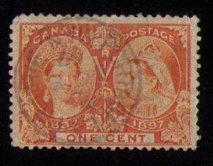 Canada Sc 51 Used Victoria F-VF