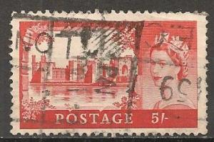 Great Britain #310 F-VF Used  (B3702)