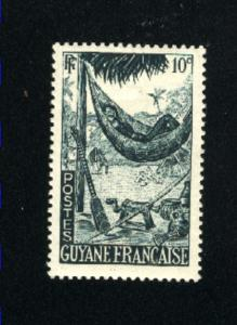 French Guinea #192 Mint 1947   PD